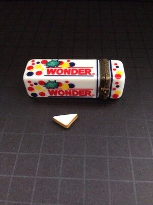 Wonder Bread Midwest of Canon Falls Porcelain Hinged Box