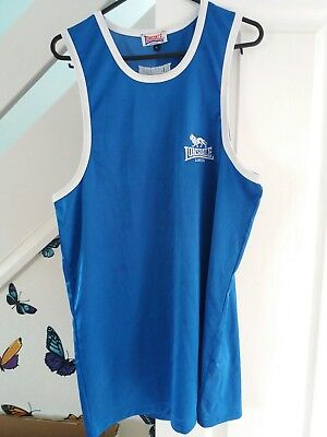 new lonsdale small boxing vest