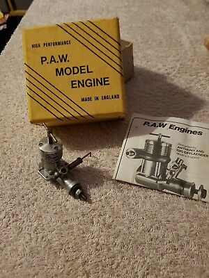 p.a.w 80 model diesel engine boxed