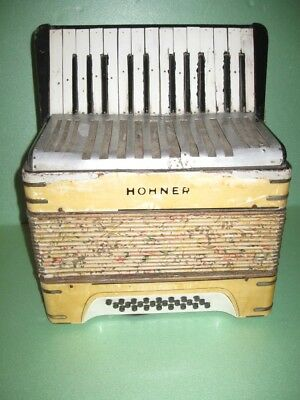 Accordion HOHNER made in Germany