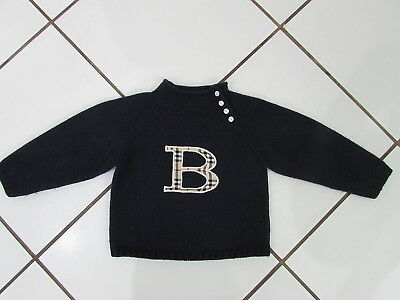 Genuine BURBERRY sweater 18 months