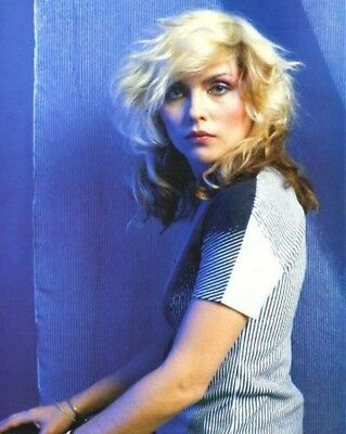 Debbie Harry UNSIGNED photograph - L2951 - In 1978 - NEW IMAGE!!!