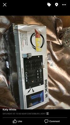Obey Lighting Dmx Controller 3 Channel