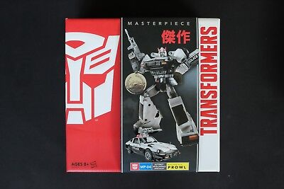 Transformers Masterpiece Prowl Toys R Us Exclusive Figure MP-04