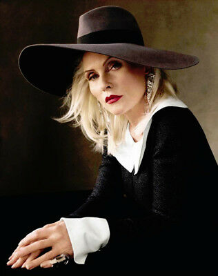 Debbie Harry UNSIGNED photograph - L2971 - May 2013 - NEW IMAGE!!