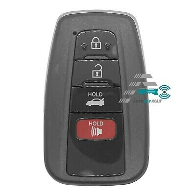 Silicone Cover Skin Holder fit for Lexus Smart Remote Key Case Fob CV2411 LB