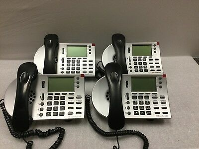 Lot Of Qty-4 ShoreTel IP230 230 3-Line Office IP Phone 90-Day Warranty