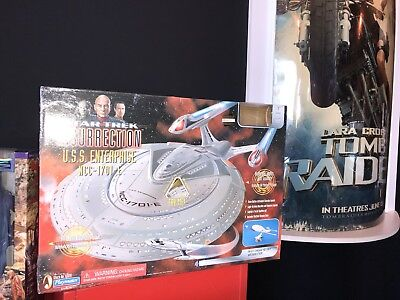 Top Condition Star Trek Enterprise Space Ship U.S.S Insurrection Sounds Lights