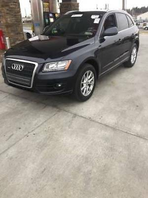 2012 Audi Q5  2012 Audi Q5 Premium 2.0T Quattro Clean Title and Passed Inspection