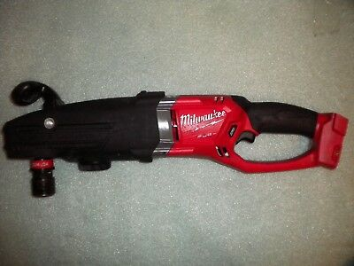 Milwaukee 2711-20 M18 FUEL SUPER HAWG Right Angle Drill w/ QUIK-LOCK (Bare Tool)