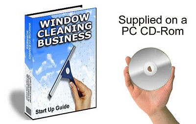 Start a WINDOW CLEANING ROUND / cleaner service - Business Opportunity
