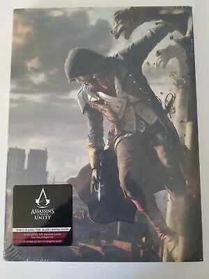 Assassins Creed Unity Collectors Edition Prima Games Guide New Sealed