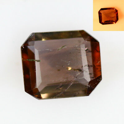 0.960 Ct  Earth Mined Unique Dazzling 100% Natural Dancing' Color Change Axinite