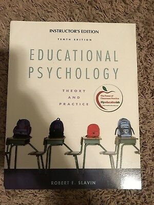 Educational psychology theory and practice by robert e slavin educational psychology theory and practice 10e by slavin instructors edition fandeluxe Image collections