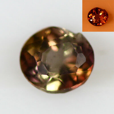 0.445 Ct  Earth Mined Unique Dazzling 100% Natural Dancing' Color Change Axinite
