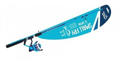 Jarvis Walker Small Fry  5'  Spin Rod And Reel Combo - Blue / Purple