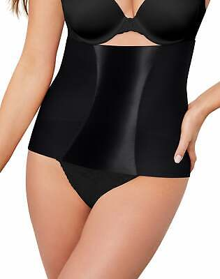 Maidenform Easy-Up Waist Nipper Firm Control Womens Silhouette Enhancing Pull On