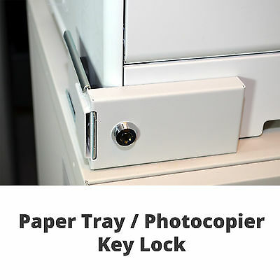 printer lock paper tray lock ideal for cqc inspection protrect