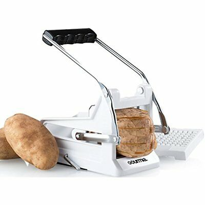 GCU9245 French Fry Cutter Professional Potato Slicer With Interchangeable Blades