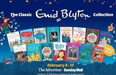 The Classic Enid Blyton Collection, 15 Books