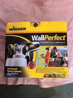 Wagner Wall Perfect Flexio 5801-spray Paint Sprayer