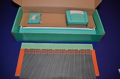 Creative Memories Border Maker System with Antique Butterfly Cartridge B/New