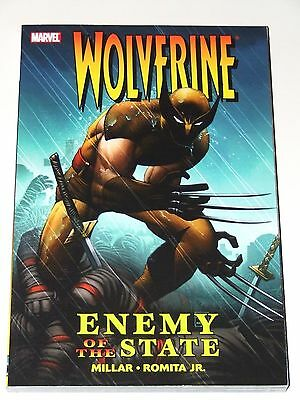 Wolverine - Enemy of the State TPB (2008 Marvel) Ultimate Collection