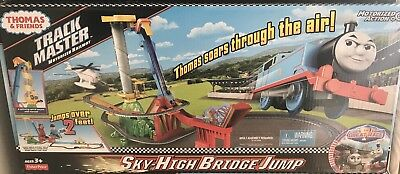 Thomas The Tank Engine Sky High Bridge Jump