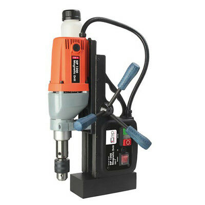 Sip 1200 Magnetic Drill 230V Or 110V Lightweight Powerful Electromagnets