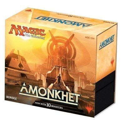 BUNDLE - FAT PACK 10 buste AMONKHET mtg eng AKH