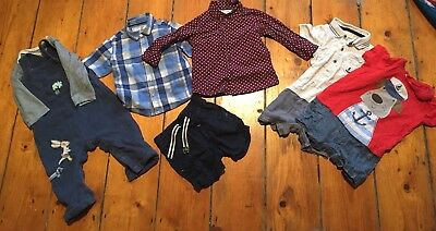Baby Boys Clothing Bundle 9-12 Months NEXT