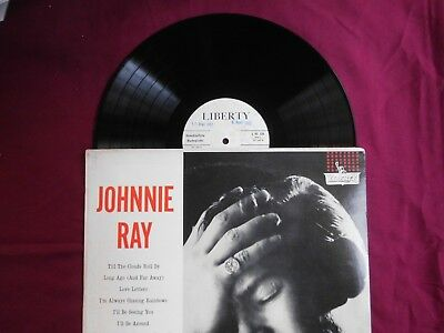 Johnnie Ray Promo Musterplatte Liberty L 83 325 Lby 1020 W