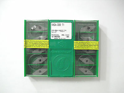 VNGA 333 T1 WG300 Greenleaf Ceramic Insert **10PCS**