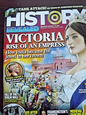 History Revealed Issue 48 Victoria Rise of an Empress