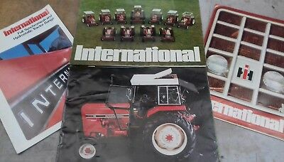 international tractor brochure
