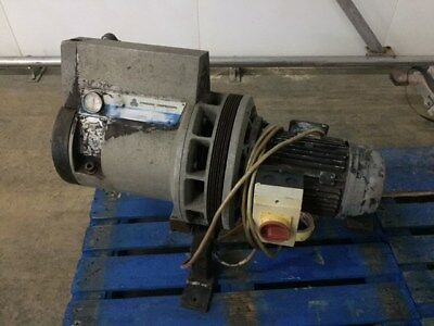 Hydrovane compressor, used but in good working order.