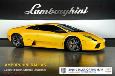 2004 Lamborghini Murcielago Base Coupe 2-Door FULLY SERVICED!!+OC EXHAUST+FRONT LIFT+SKID PLATES