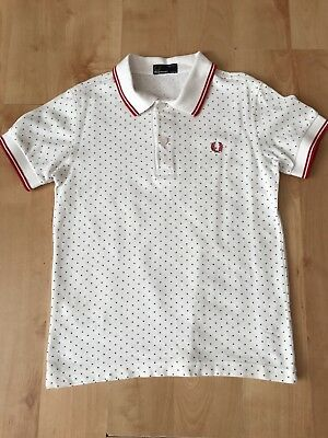 Boys Fred Perry Polo Shirt (Age 7/8 Years)