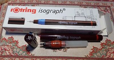 rOtring  Isograph Tuschefüller 0,1 mm