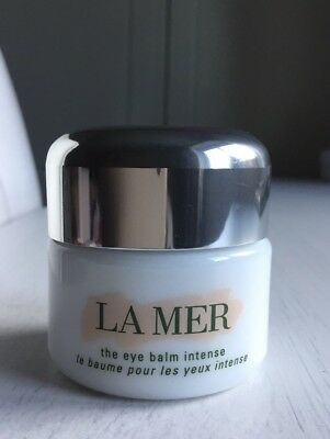 La Mer The Eye Balm Intense Full Size 15ml  Brand New RRP £155