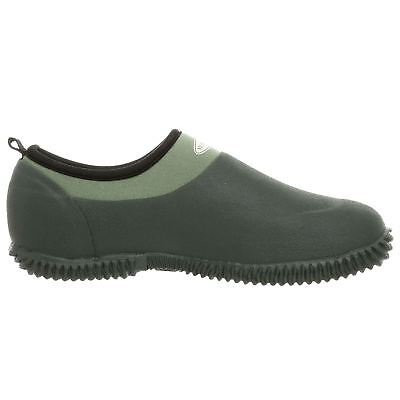 Muck The Daily Garden Green Womens Gardening Work Clogs Waterproof Rain Shoes