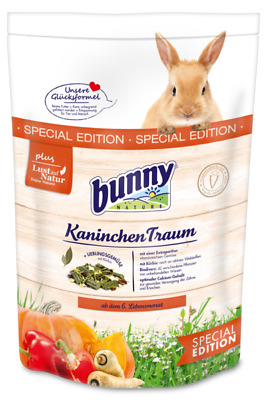 Bunny KaninchenTraum Special Edition 2 x 4 kg ( 8 kg )