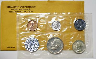 1964 United States Silver Proof Set OGP NAME YOUR PRICE !!
