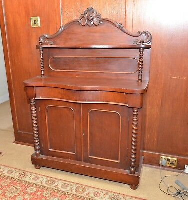 Small antique hall dresser – perfect for a narrow hallway