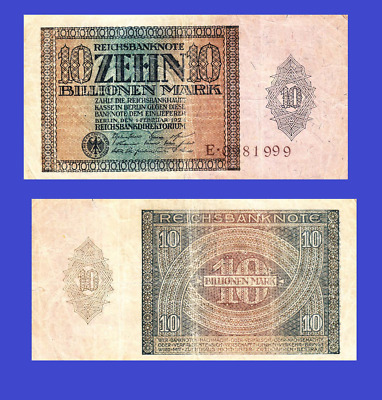 Reproduction UNC Germany 5 MARK 1882