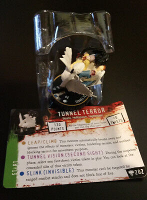 HORRORCLIX - Tunnel Terror LE #202 - Freakshow - New Unplayed