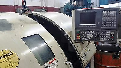 Okuma Model Crown-S762Bb Big Bore 2-Axis Cnc Turning Center
