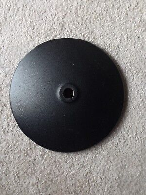 10 inch Vintage Atlas Soundolier Michrophone base for stand EXC