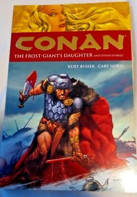 CONAN: FROST GIANT'S DAUGHTER TPB (VOL. 1) (2005 Series)