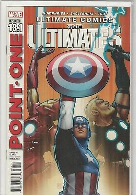 Ultimate Comics The Ultimates #18.1 Marvel VF